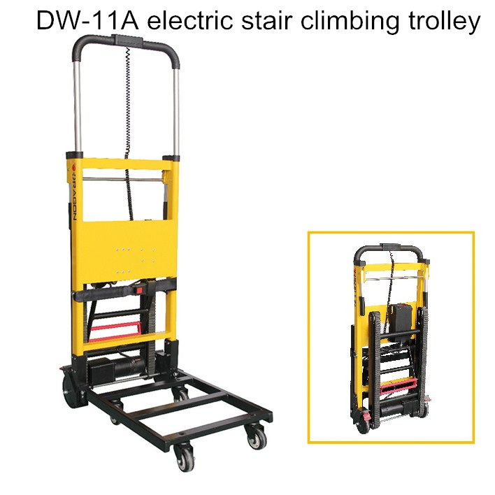 DW-ST003A Motorized Electric Stair Climbing Wheelchair For