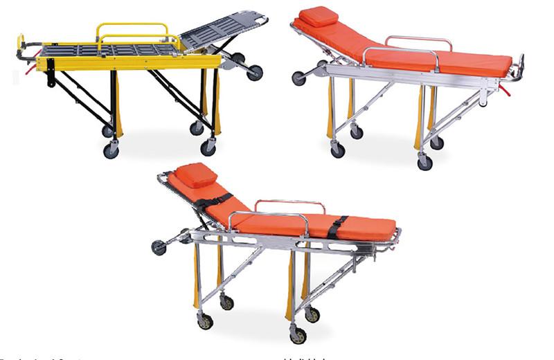 DW-SS002 Aluminum alloy light weight ambulance stretcher