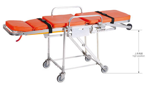 DW-AL001 First aid used emergency ambulance stretcher