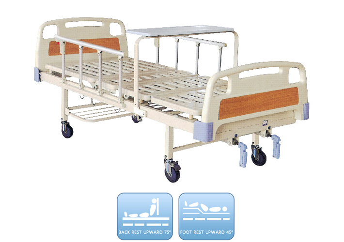 DW-BD164 Manual bed with two functions