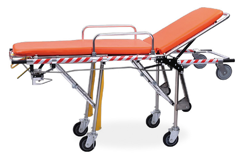 DW-SS003 Aluminum ambulance stretcher with self-locking function