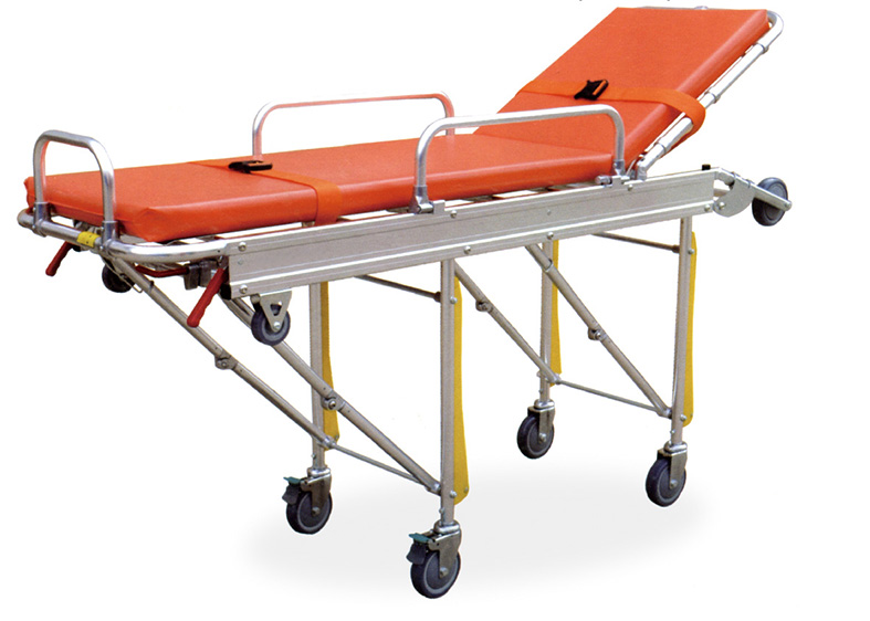 DW-AL004 Aluminum alloy ambulance stretcher