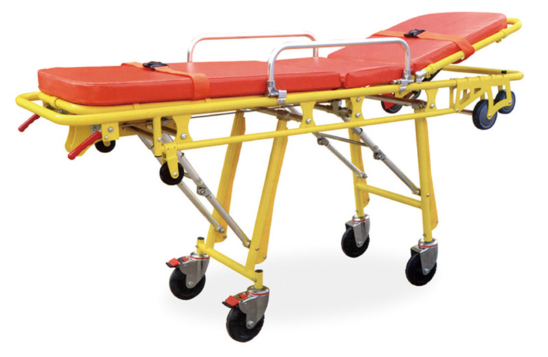 DW-AL009 Aluminum alloy ambulance stretcher