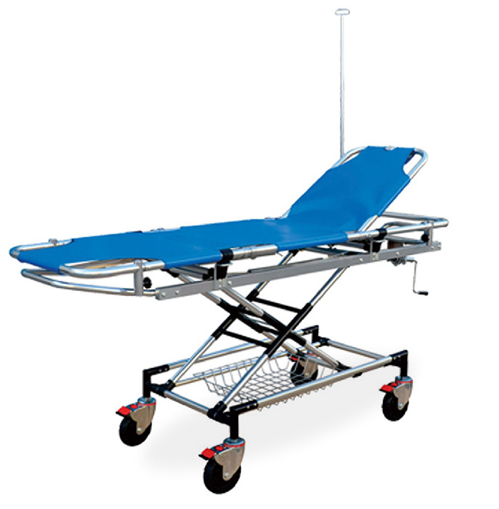 DW-ST010 Aluminum alloy emergency bed