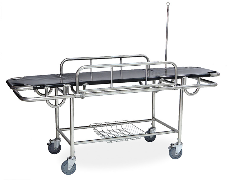 DW-SS009 Stainless steel emergency bed