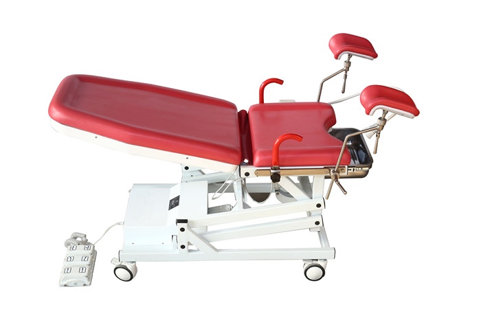 DW-HEDC02C Electric gynecology  bed