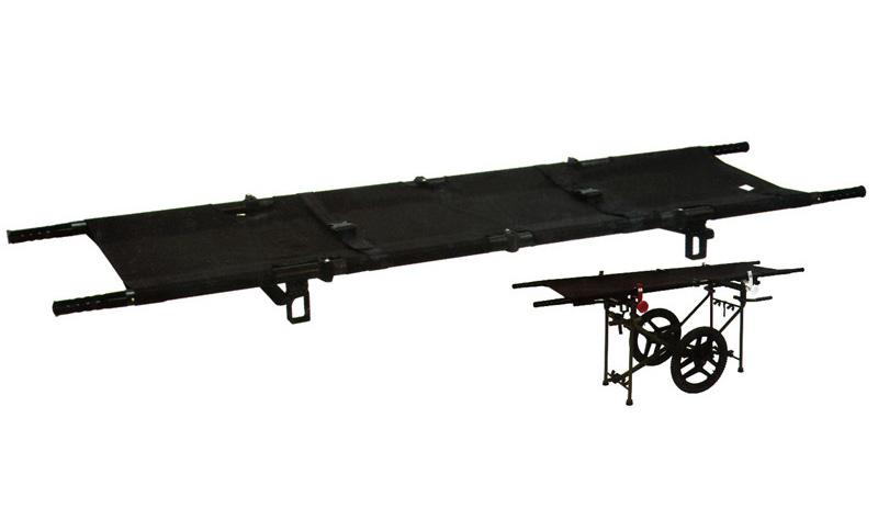 DW-F007X Aluminum alloy folding stretcher