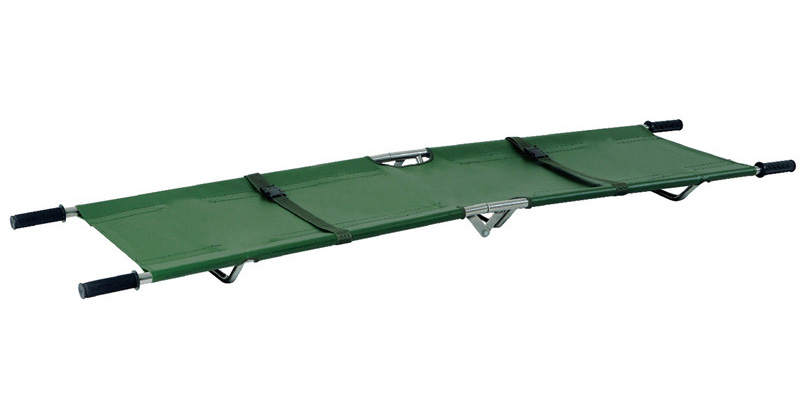 DW-F005 Aluminum alloy folding stretcher