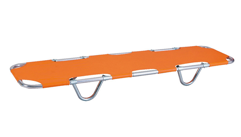 DW-F003 Aluminum alloy folding stretcher