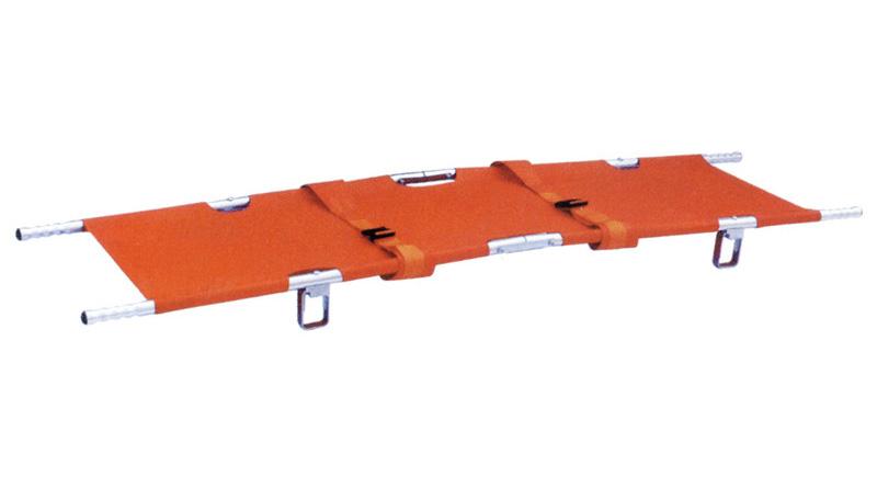 DW-F002X Aluminum alloy folding stretcher