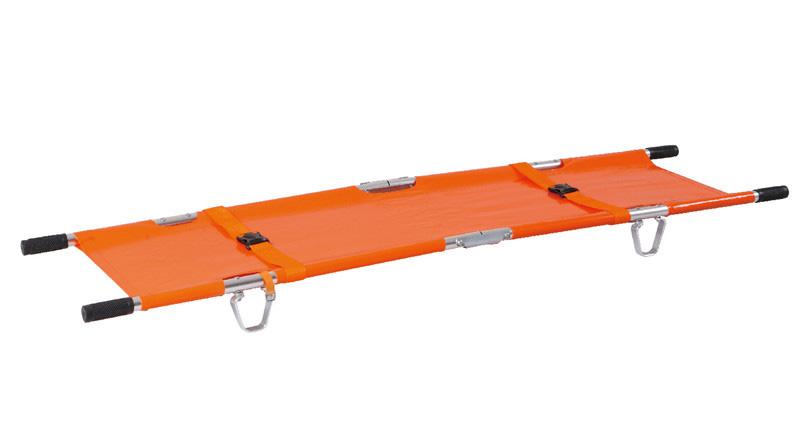 DW-F002 Aluminum alloy folding stretcher
