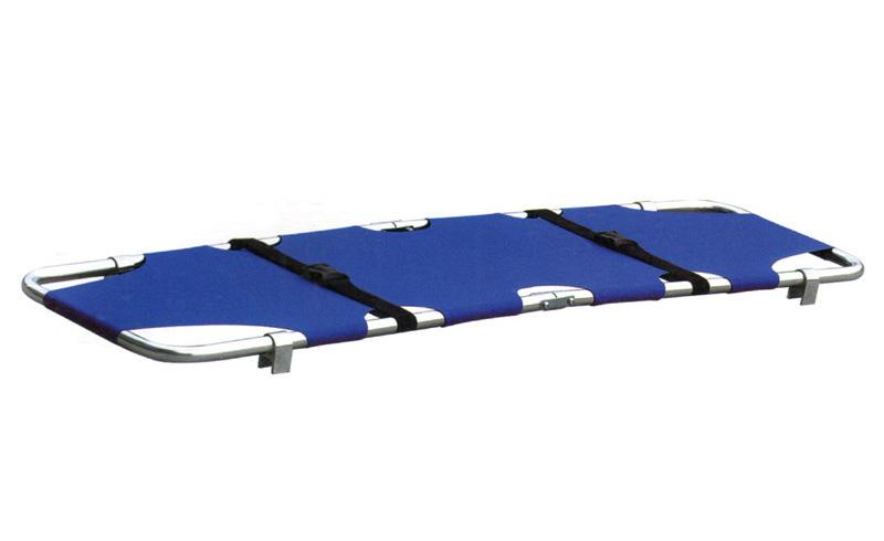 DW-F001X Aluminum alloy folding stretcher