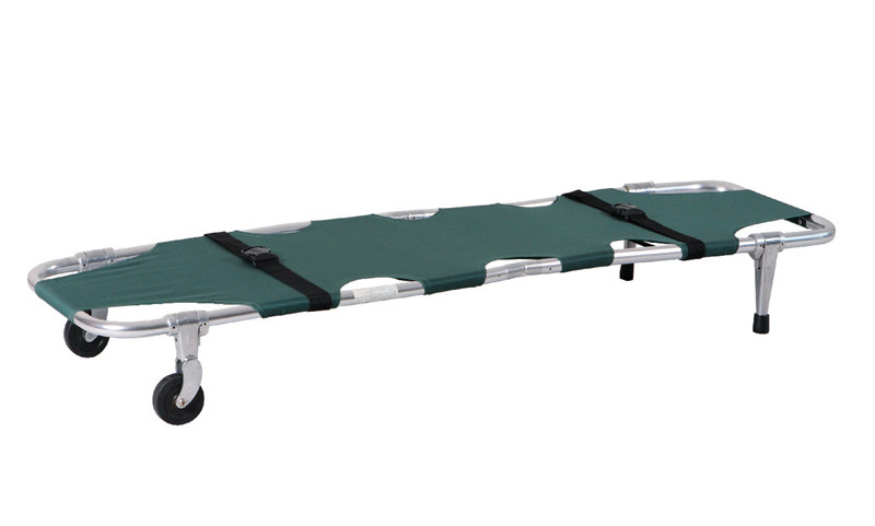 DW-F001 Aluminum alloy folding stretcher