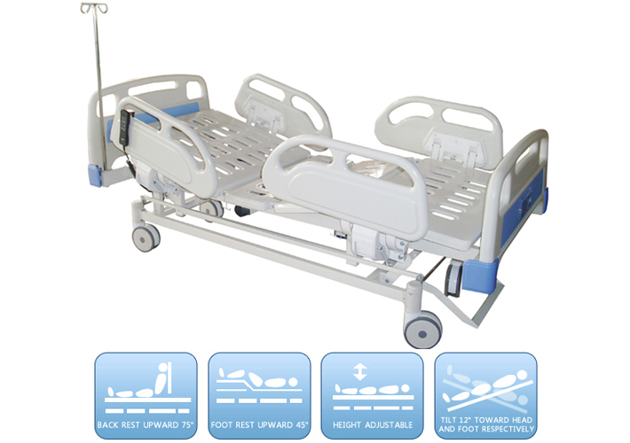 BW-BD104 Electric bed with five functions