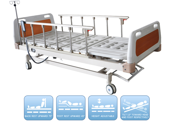 DW-BD104 Electric bed with five functions