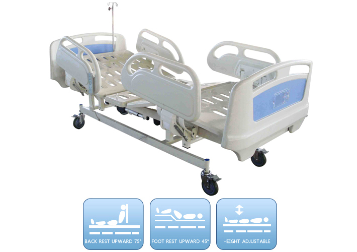 DW-BD123 Electric bed with three functions