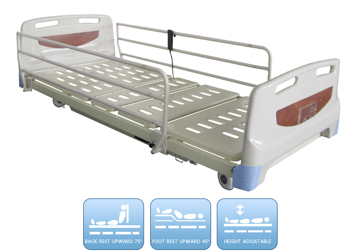 DW-127B Electric bed with three functions