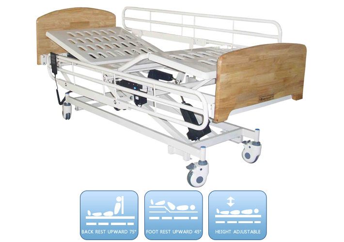 DW-BD136 Electric nursing bed with three functions