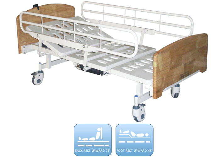 DW-BD137 Electric nursing bed with two functions