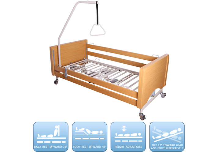 DW-BD141 Electric nursing bed with five functions