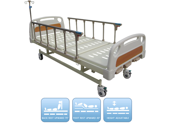 DW-BD148 Manual bed with three functions