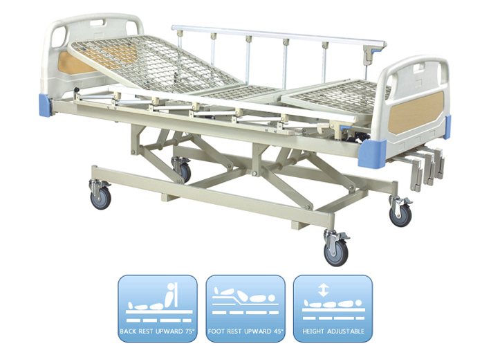 DW-BD149 Manual bed with three functions