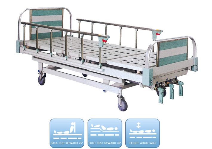DW-BD151 Manual bed with three functions