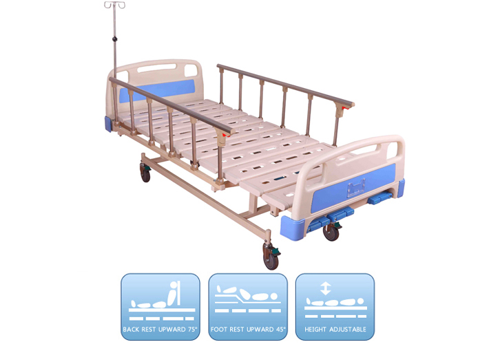 DW-BD152 Manual bed with three functions