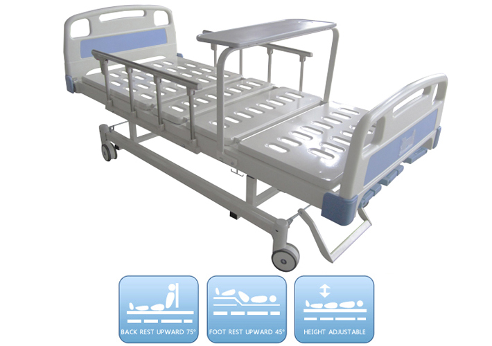 DW-BD154 Manual bed with three functions