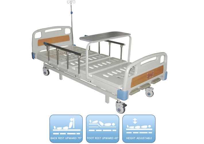 DW-BD157 Manual bed with three functions