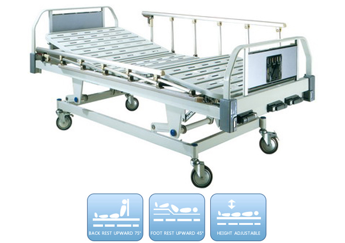 DW-BD158 Manual bed with three functions