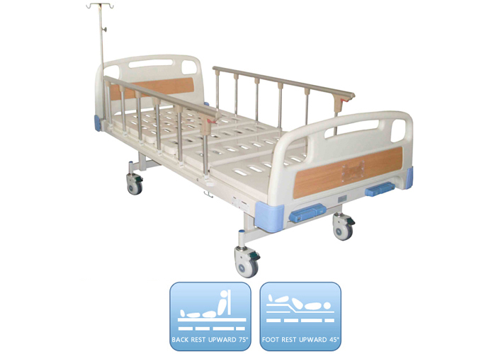 DW-BD159 Manual bed with two functions
