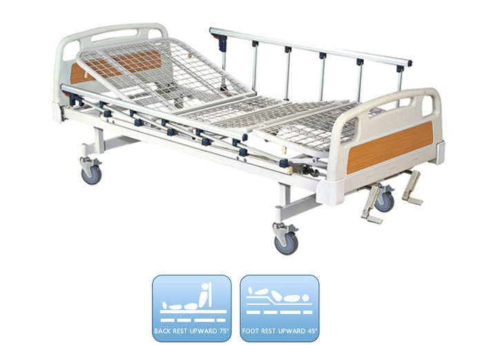 DW-BD160 Manual bed with two functions