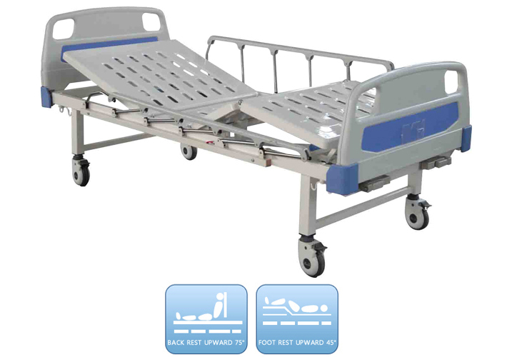 DW-BD161 Manual bed with two functions