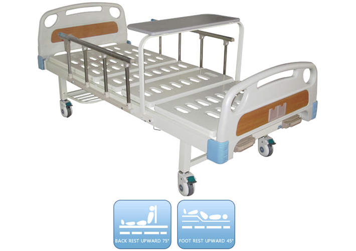 DW-BD165  Manual  bed with two functions
