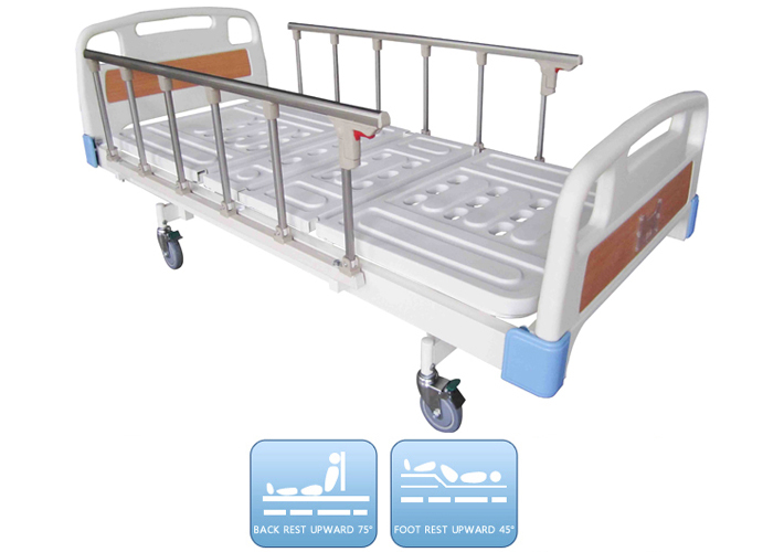 DW-BD167 Manual bed with two functions