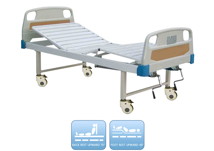 DW-BD168 Manual bed with two functions