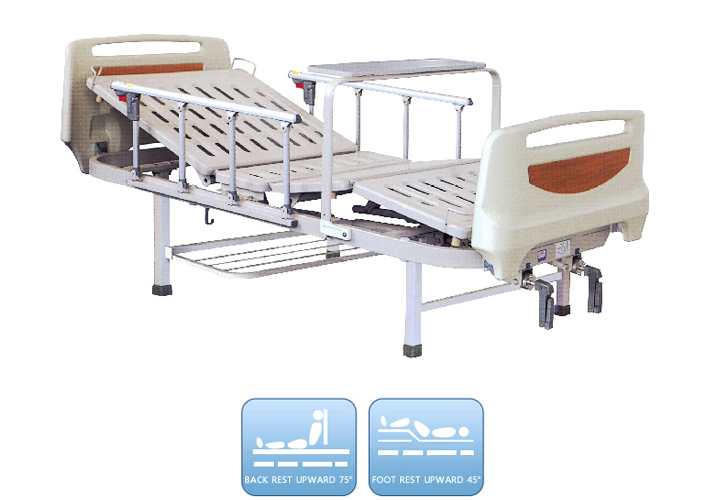 DW-BD170 Manual bed with two functions