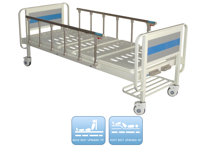 DW-BD171 Manual bed with two functions