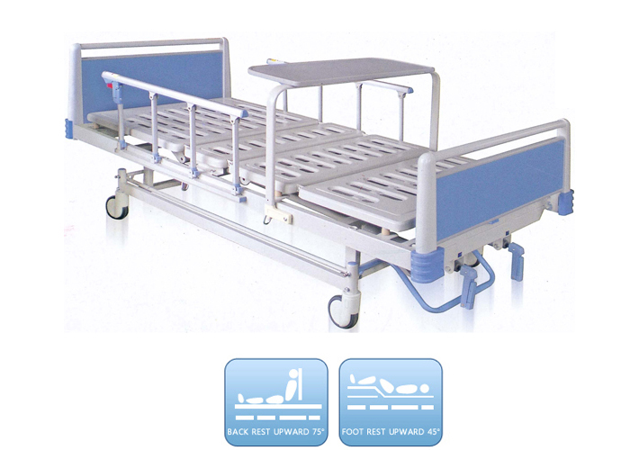DW-BD172 Manual bed with two functions