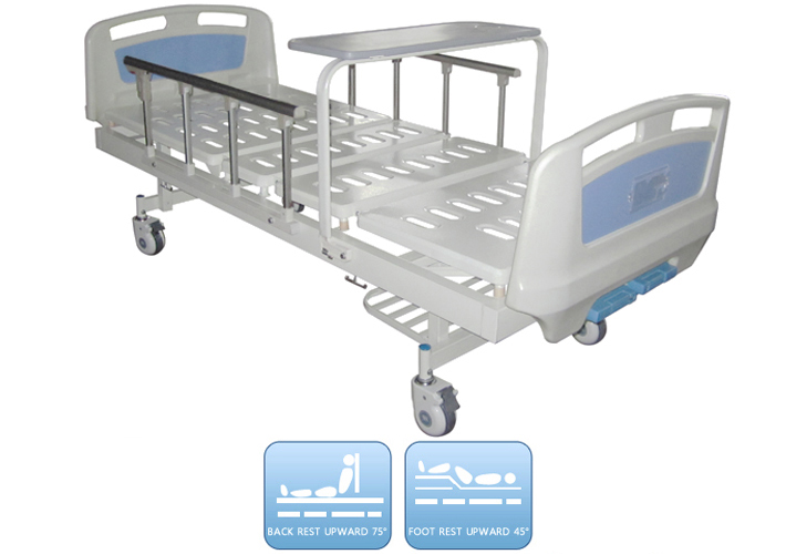 DW-BD174 Manual bed with two functions