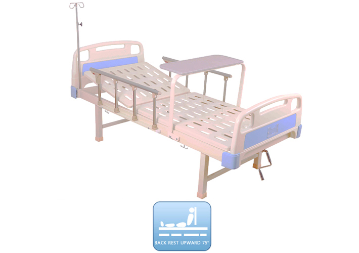 DW-BD179 Manual bed with single function