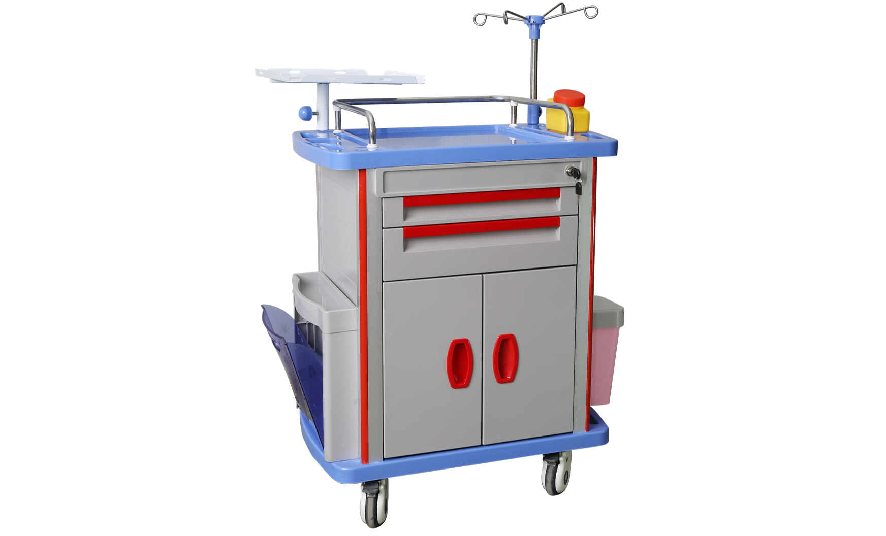 DW-ET004 Emergency Trolley
