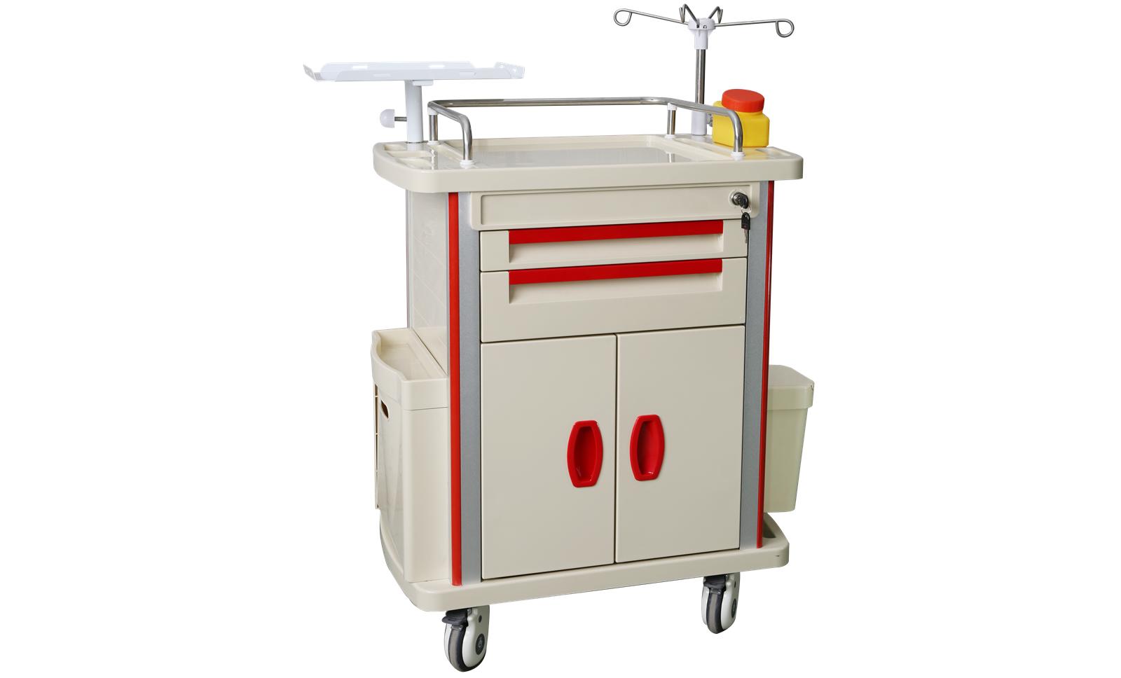 DW-ET006 Emergency Trolley