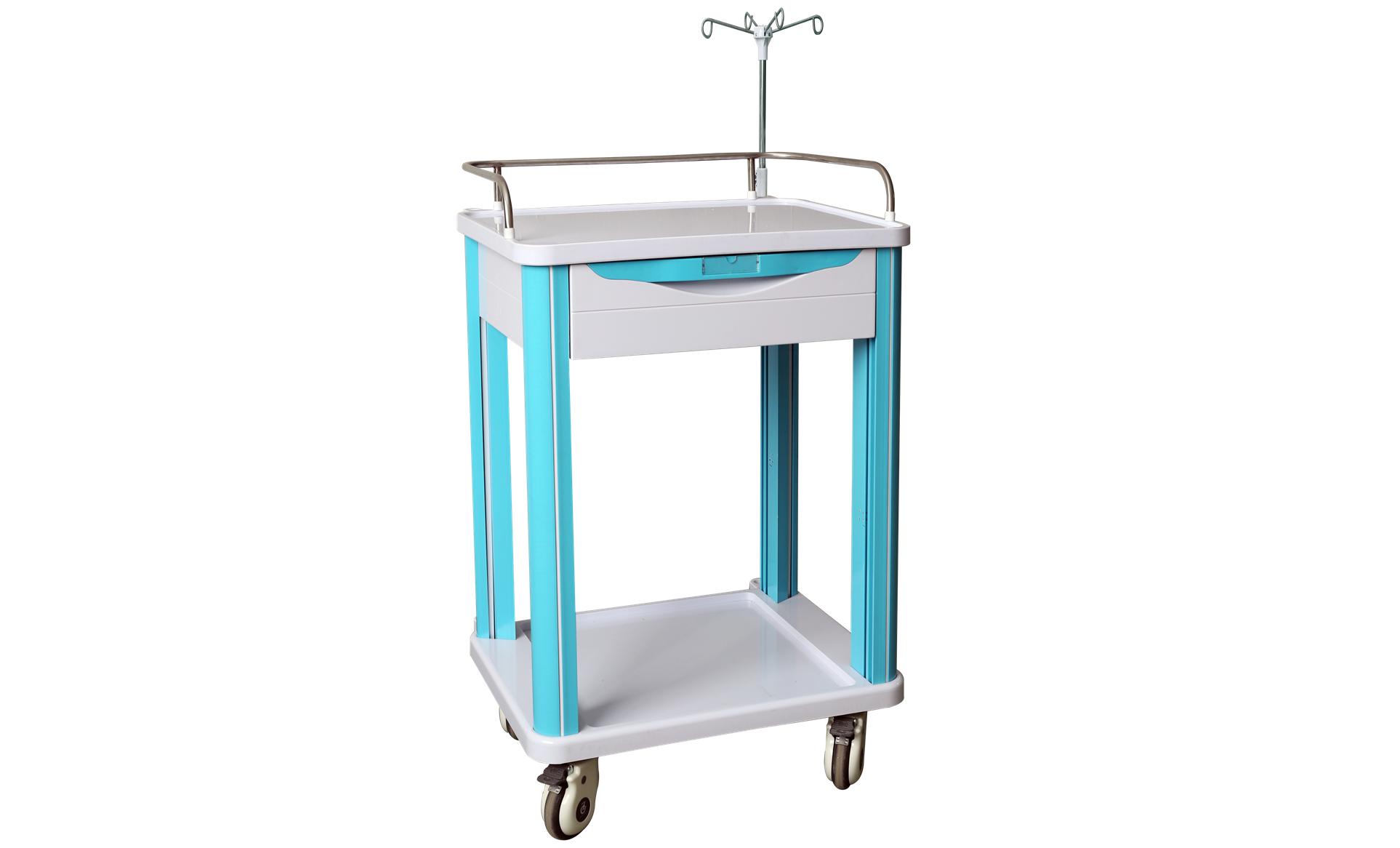 DW-TT002 ABS Treatment trolley