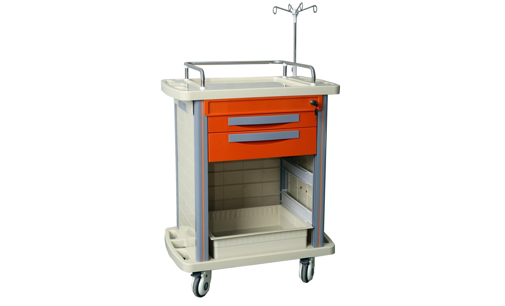 DW-TT009 ABS Treatment trolley