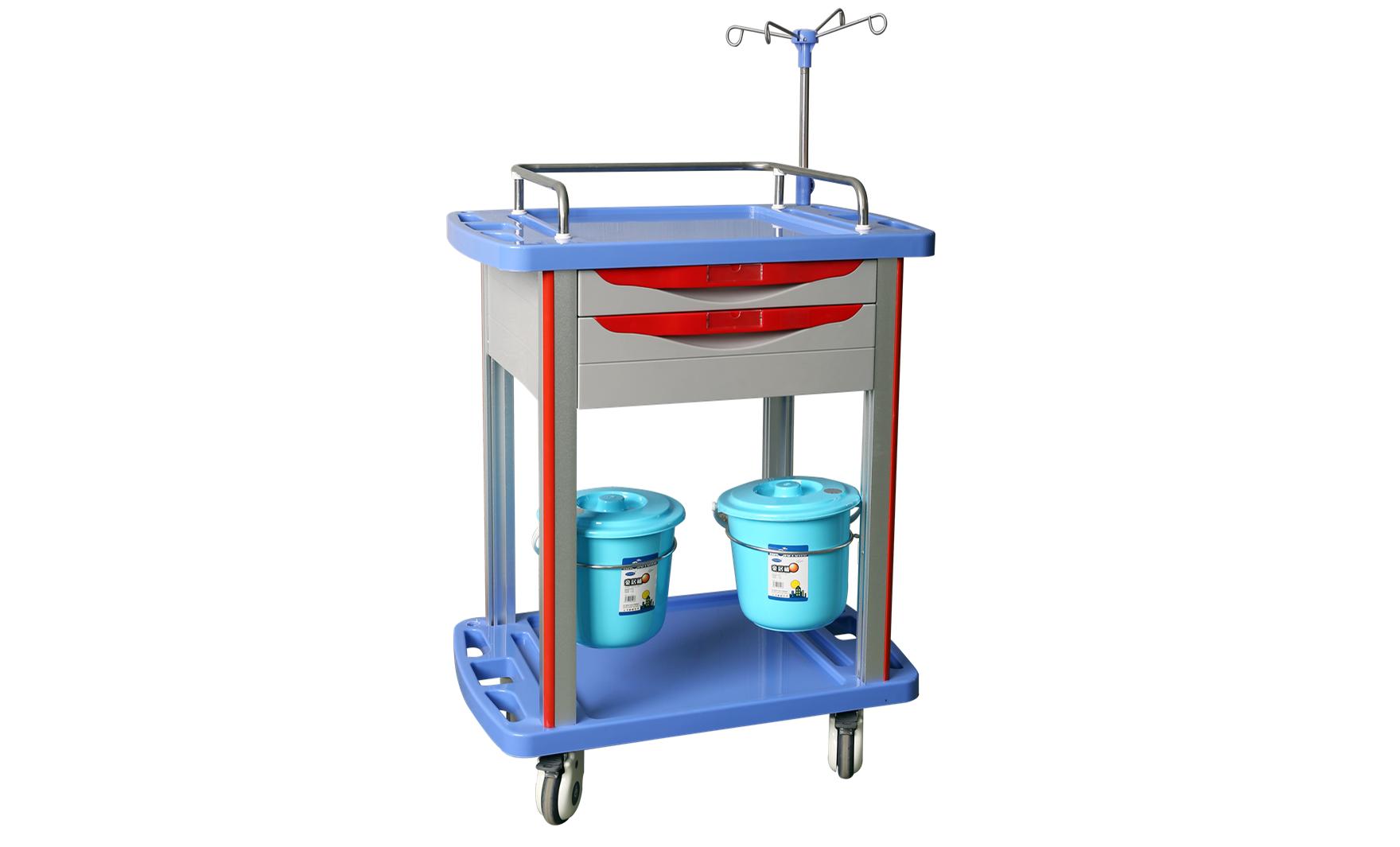 DW-TT005 ABS Treatment trolley