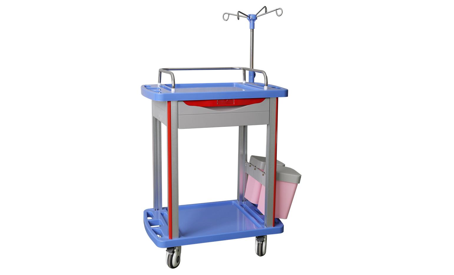 DW-TT006 ABS Treatment trolley