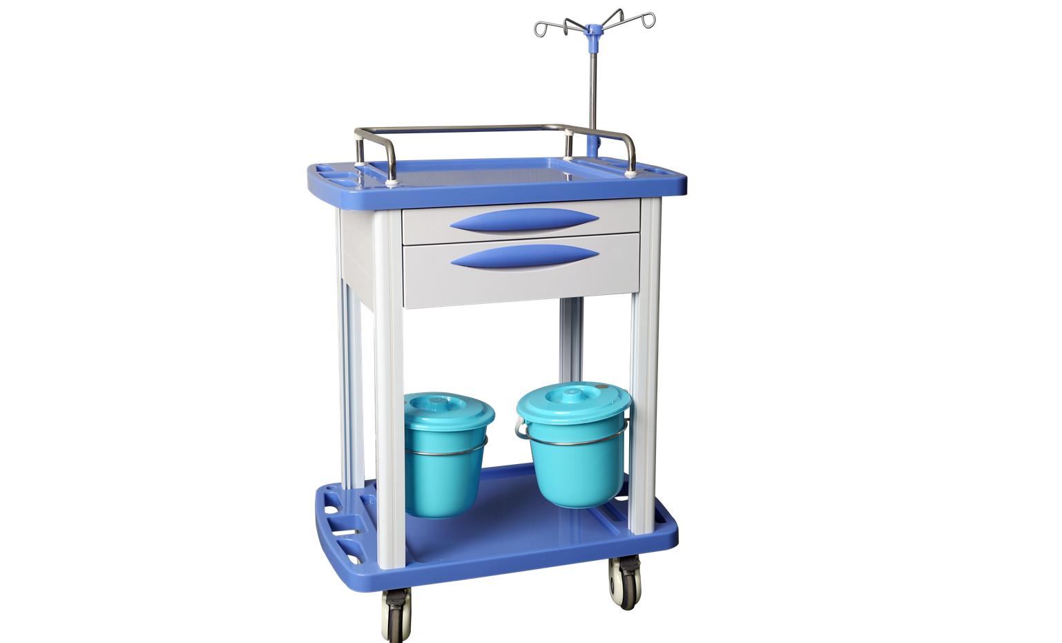 DW-TT007 ABS Treatment trolley