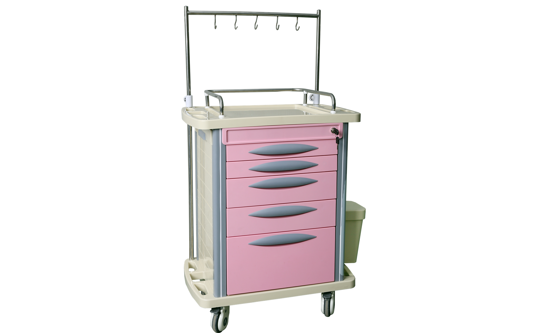 DW-IT007 Infusion trolley